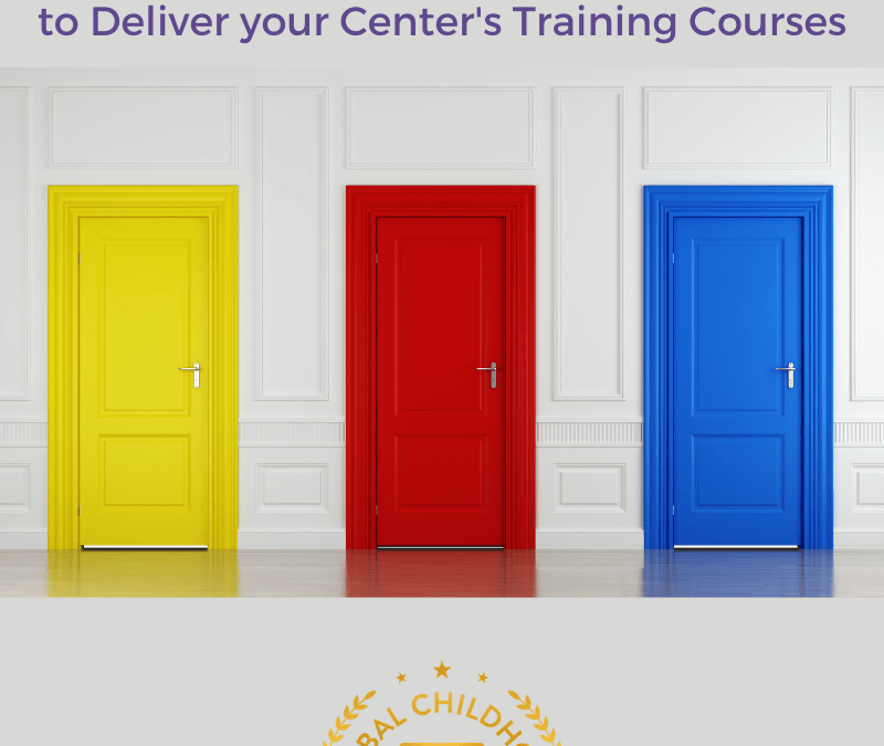 Choosing an E-Learning Platform to Deliver your Center's Training Courses