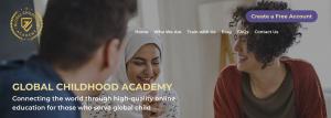 global-childhood-academy-platform
