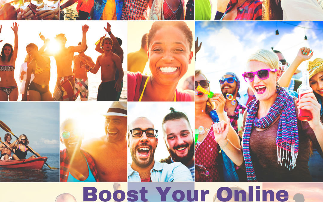 Boost Your Online Teaching with Diverse Stock Photo Images